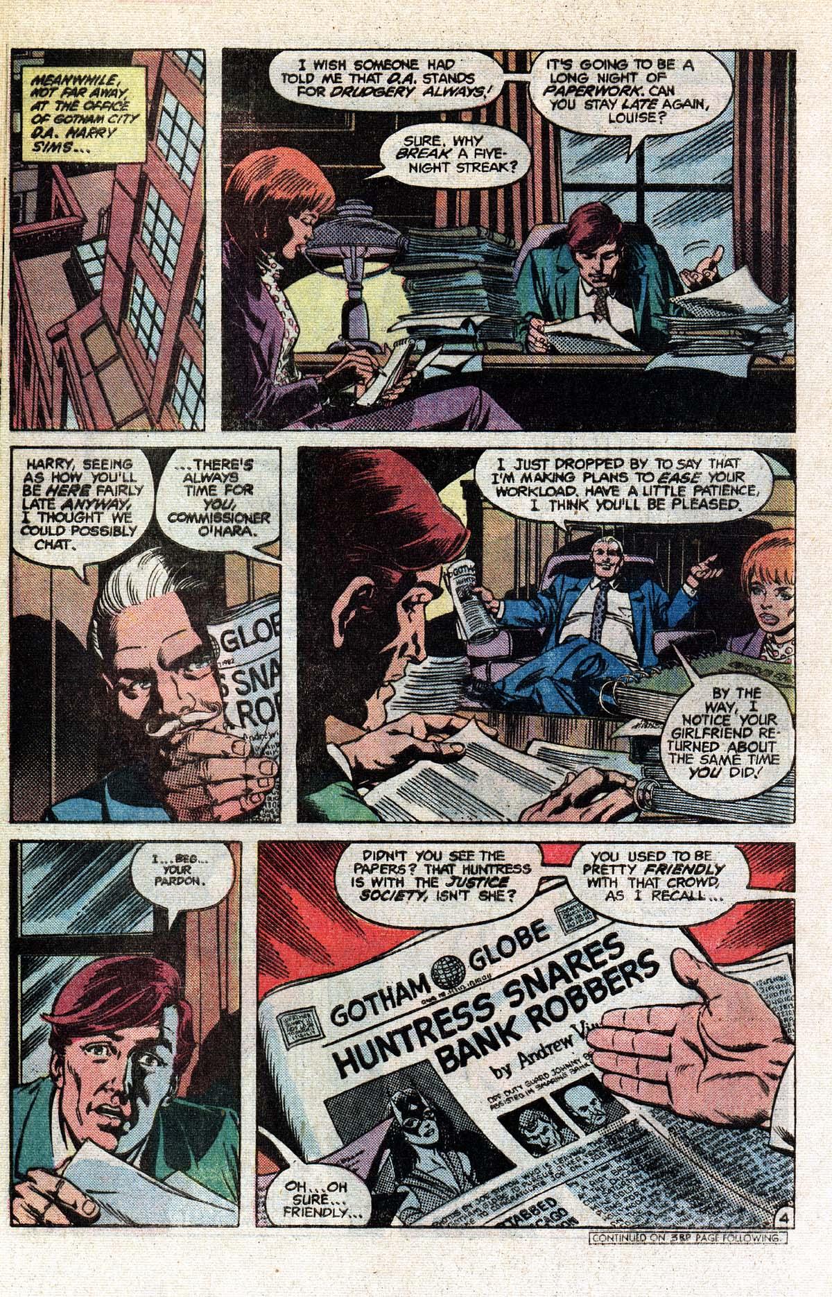 Read online Wonder Woman (1942) comic -  Issue #296 - 23