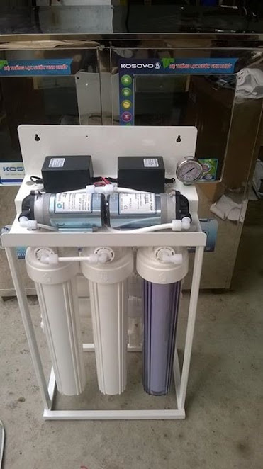 Máy lọc RO bán công nghiệp