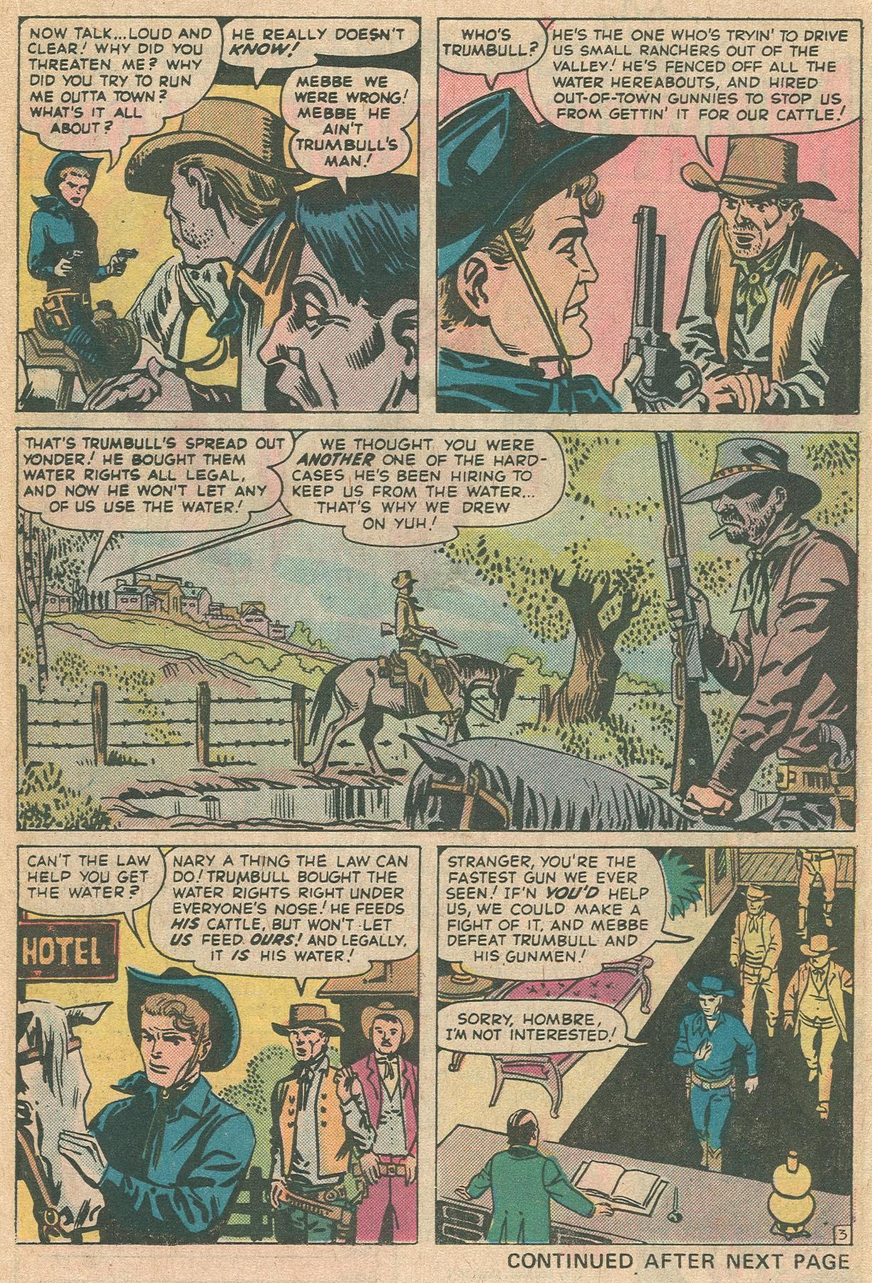 Read online Two-Gun Kid comic -  Issue #124 - 19