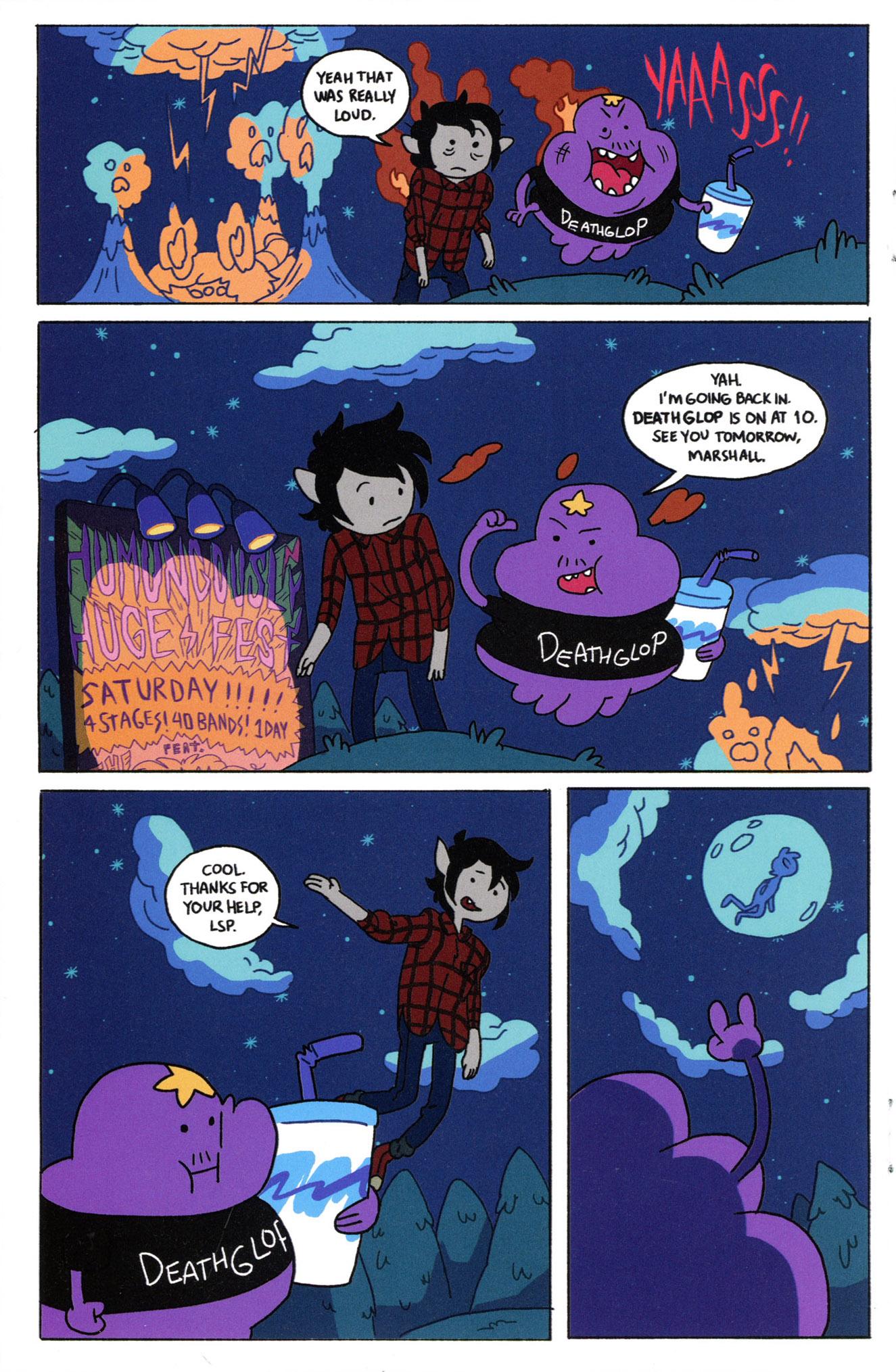 Read online Adventure Time Comics comic -  Issue #8 - 18