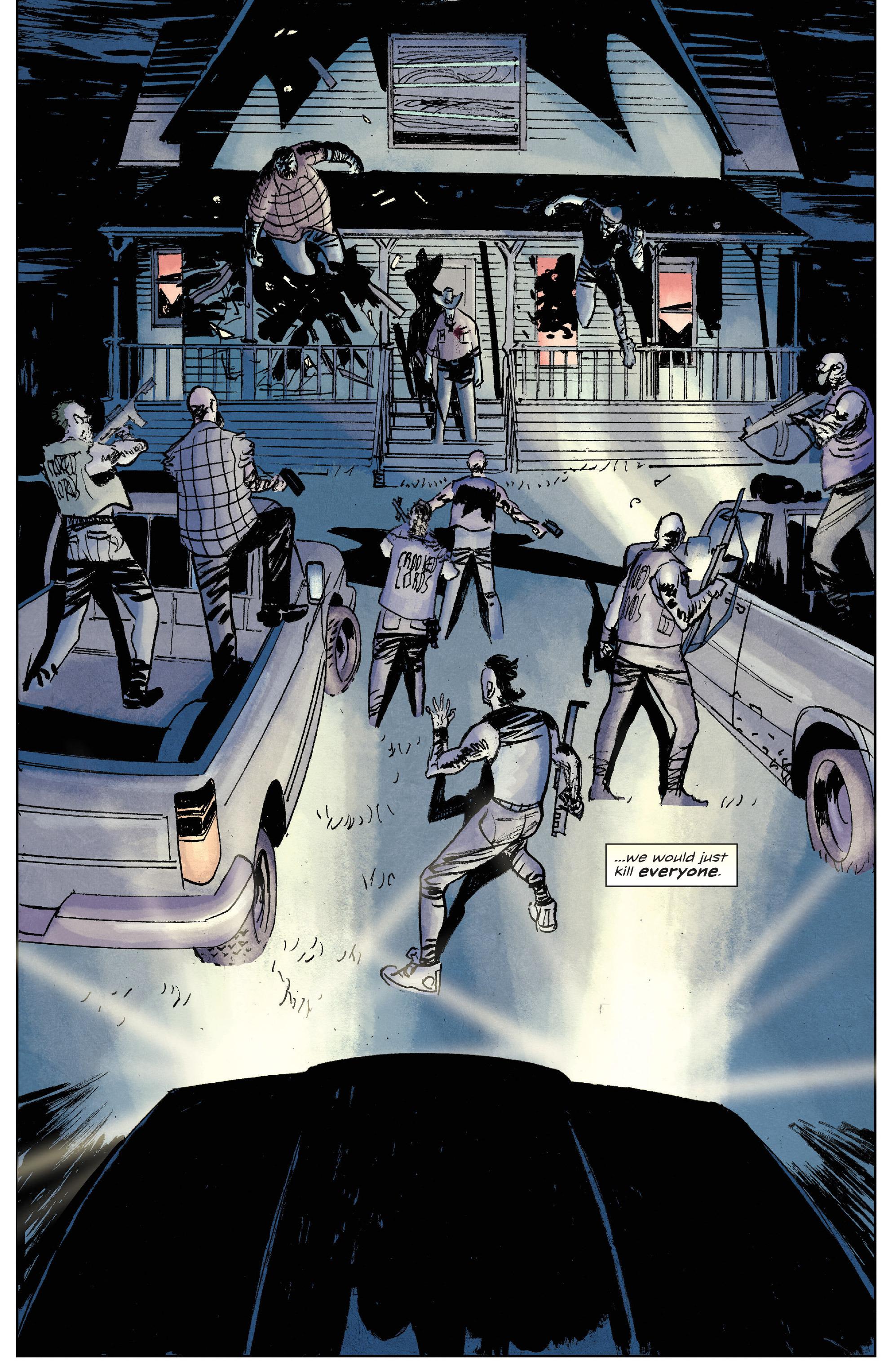 Read online Redneck comic -  Issue #2 - 22