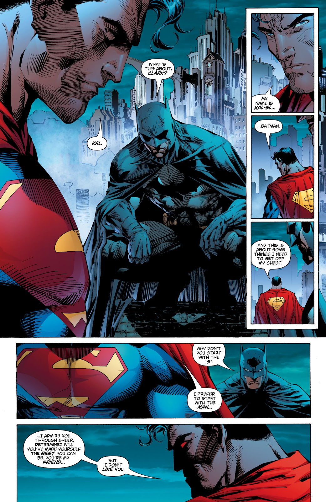 Read online Superman: For Tomorrow comic -  Issue # TPB (Part 2) - 69
