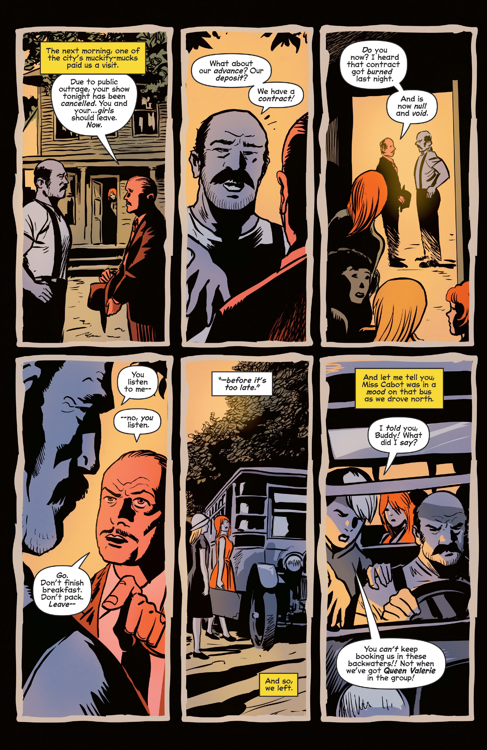 Read online Afterlife with Archie comic -  Issue #10 - 10