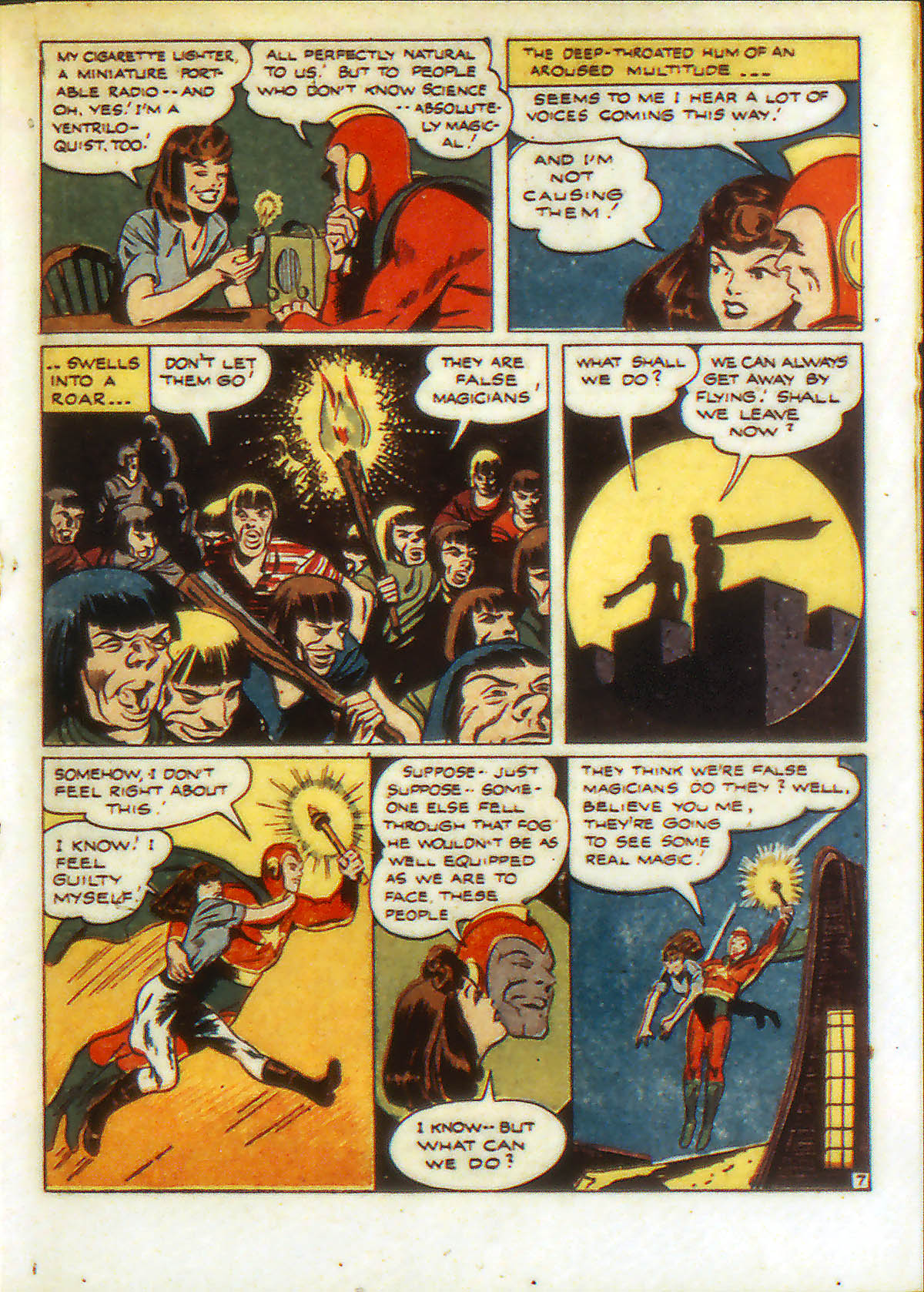 Read online Adventure Comics (1938) comic -  Issue #90 - 35