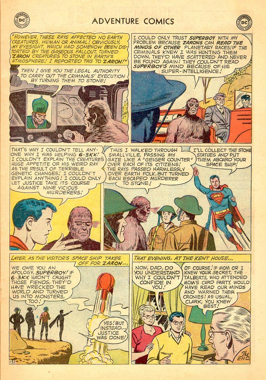 Read online Adventure Comics (1938) comic -  Issue #274 - 15