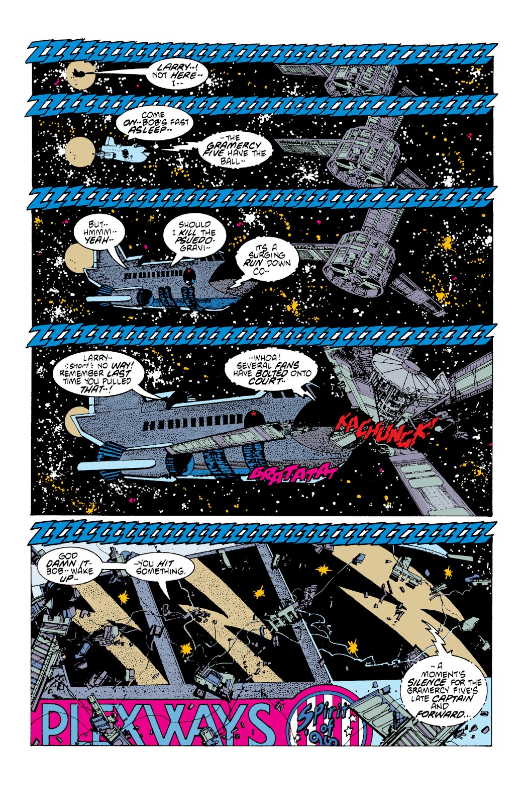 American Flagg! issue Definitive Collection (Part 1) - Page 12