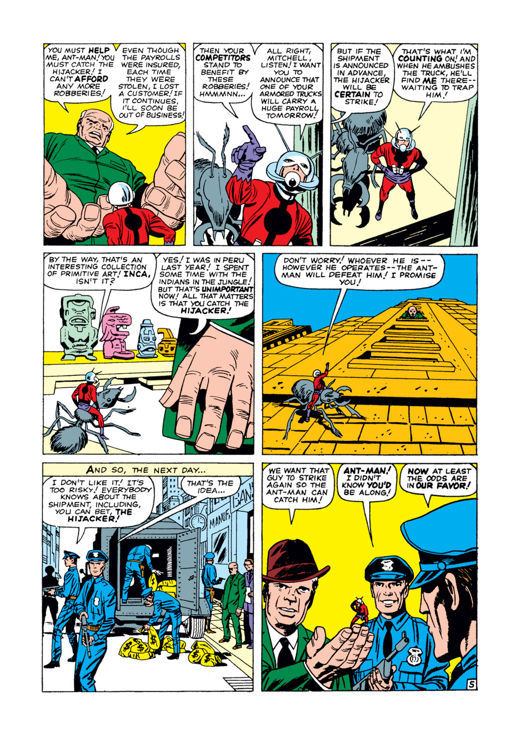 Tales to Astonish (1959) issue 40 - Page 6