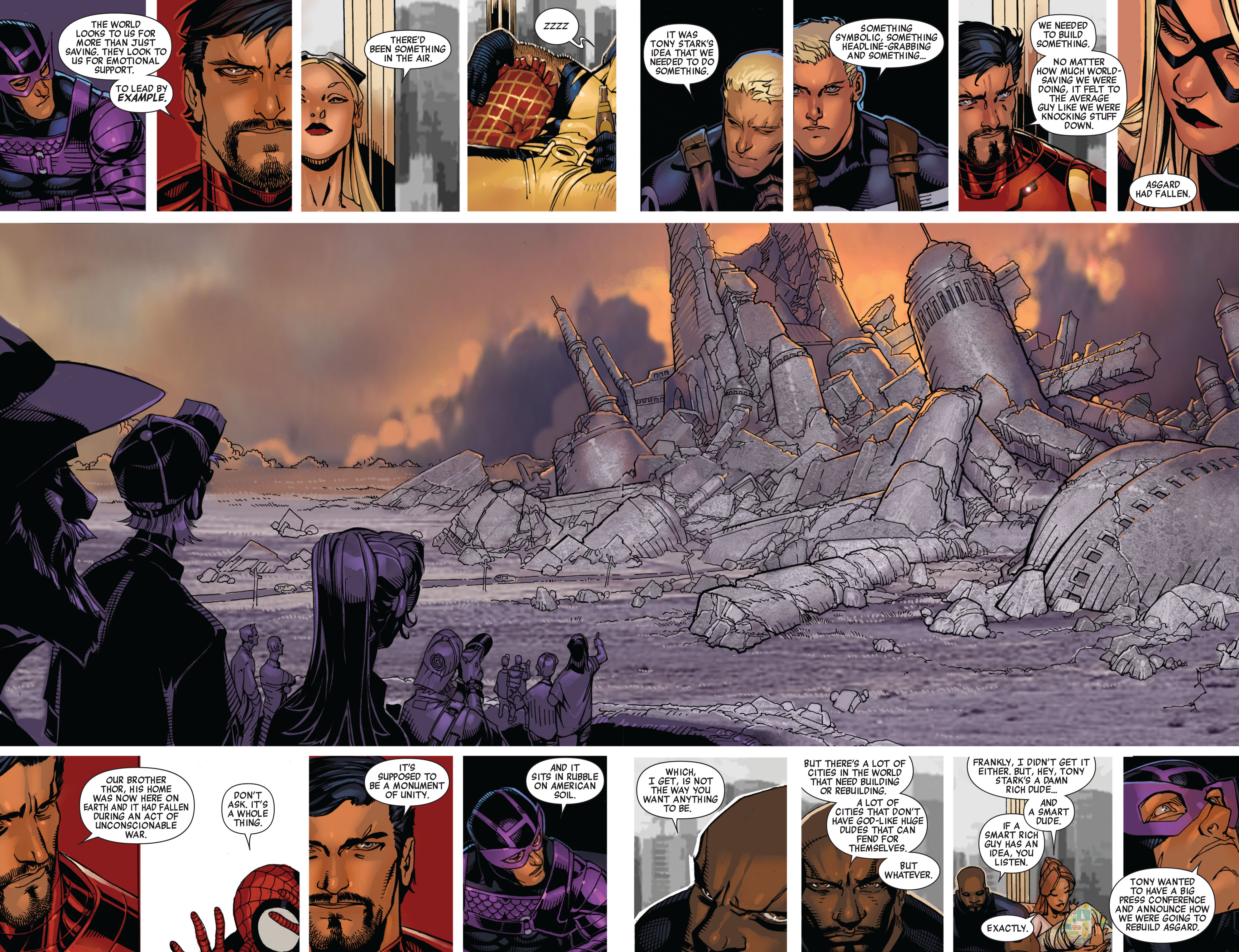 Read online Avengers (2010) comic -  Issue #13 - 11