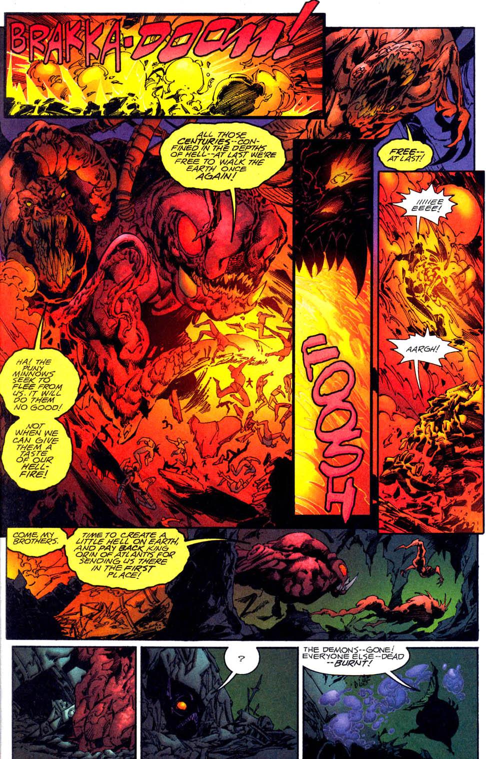 Read online Aquaman (1994) comic -  Issue #61 - 6