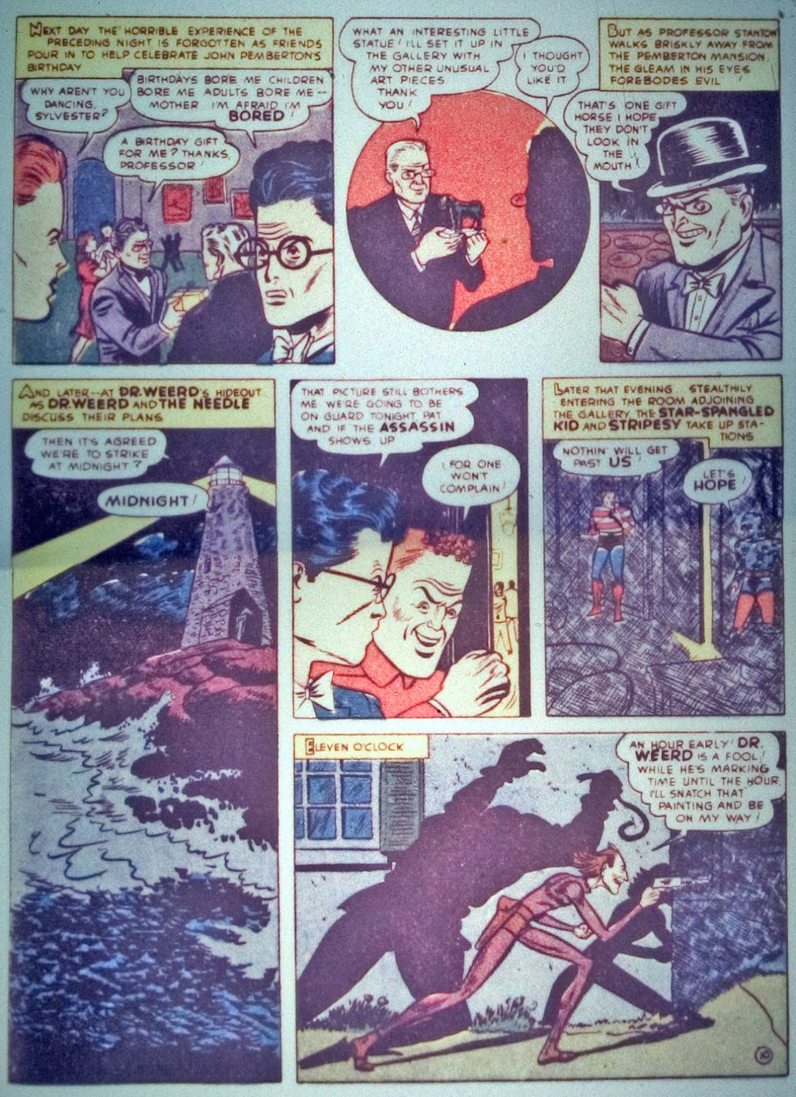 Star Spangled Comics (1941) issue 7 - Page 63
