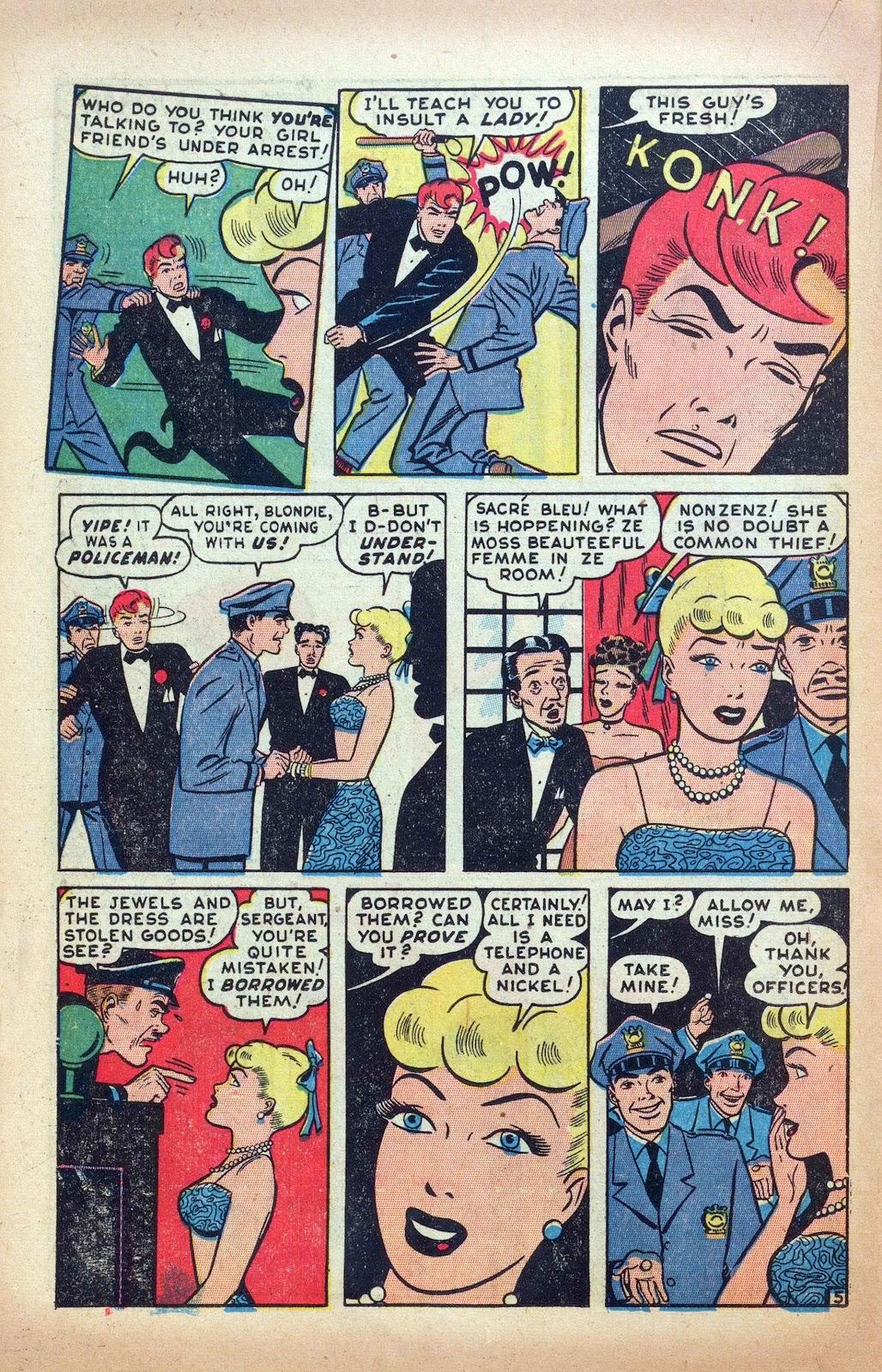 Tessie the Typist issue 16 - Page 28