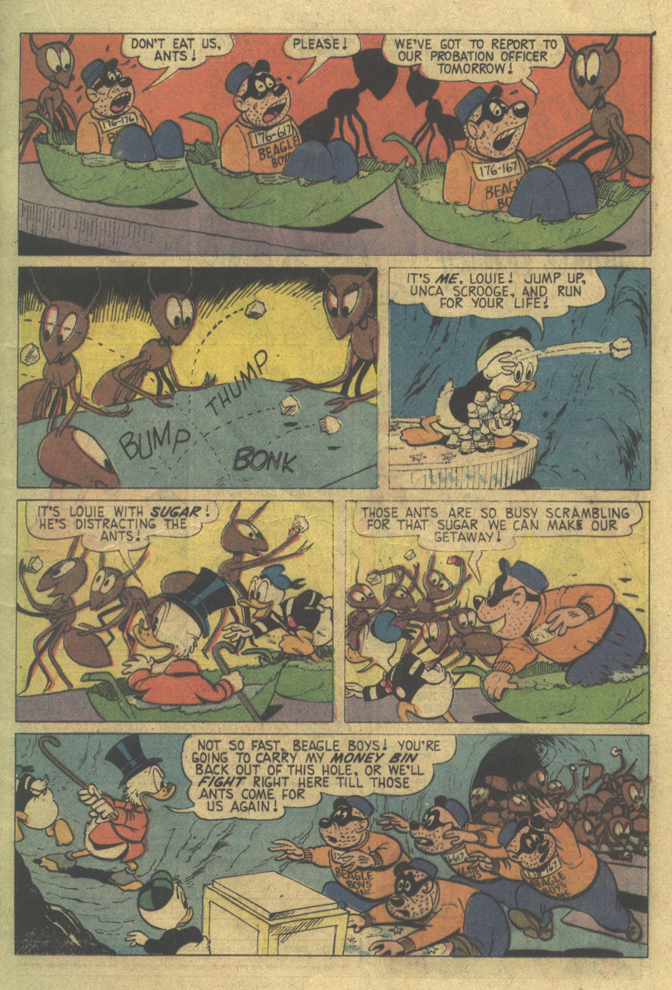 Read online Uncle Scrooge (1953) comic -  Issue #120 - 14