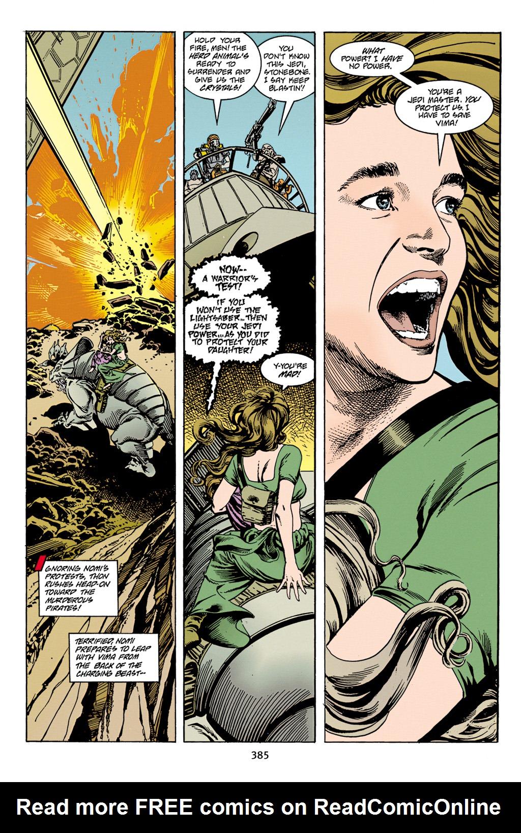Read online Star Wars Omnibus comic -  Issue # Vol. 4 - 373