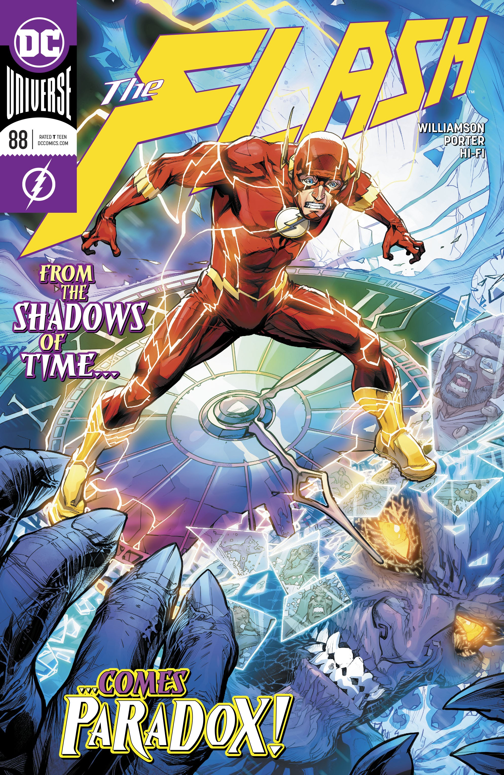The Flash (2016) 88 Page 1