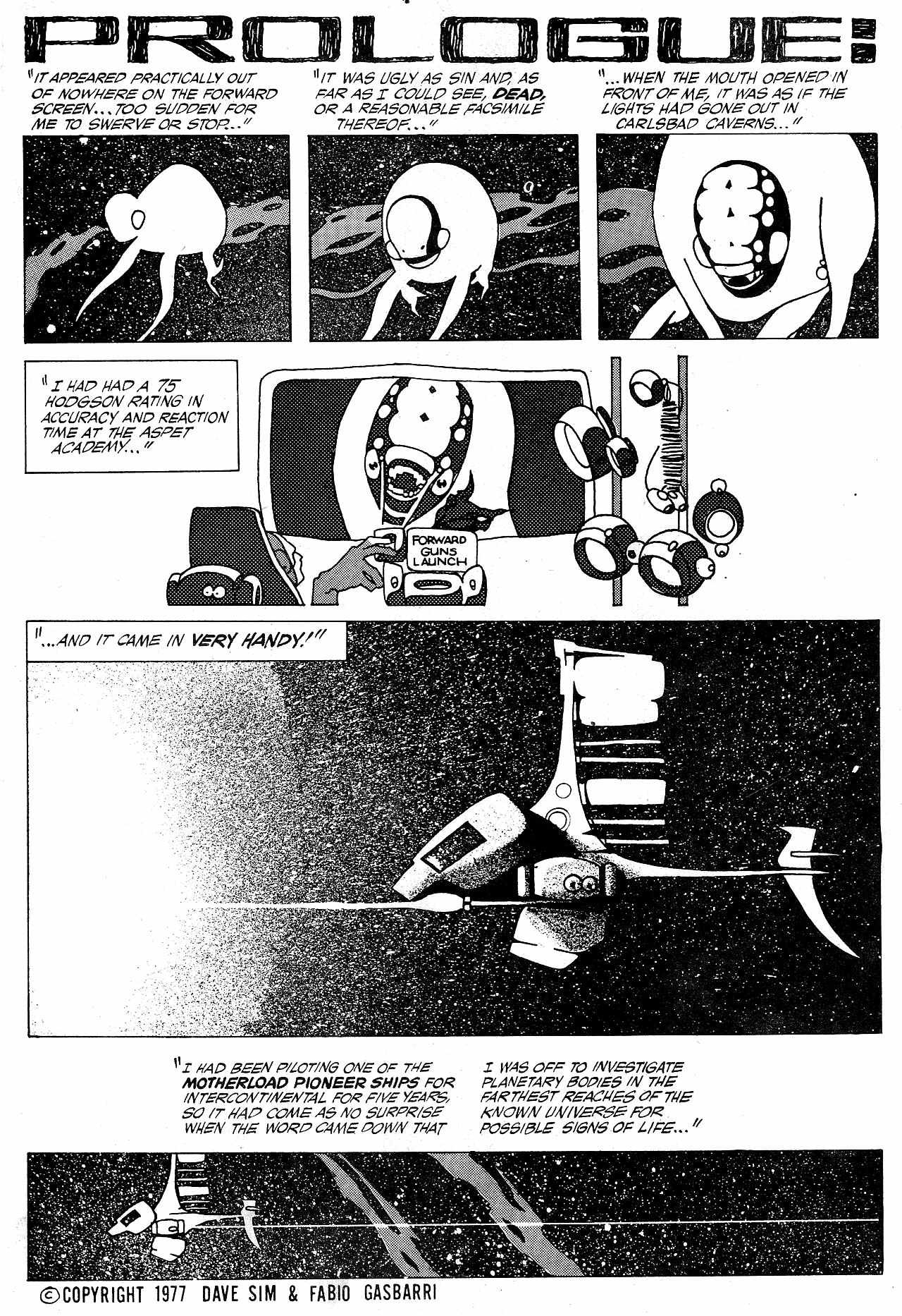 Read online Star*Reach comic -  Issue #7 - 4