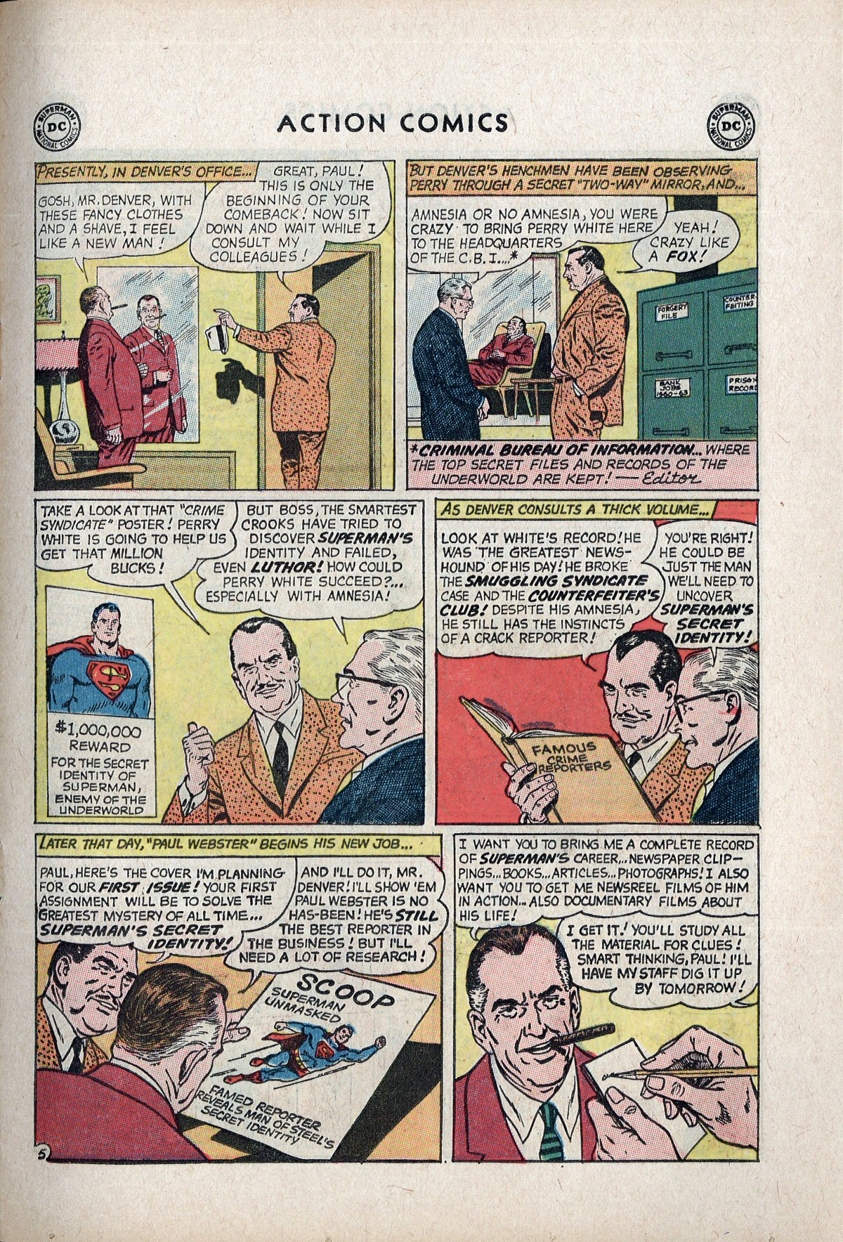 Read online Action Comics (1938) comic -  Issue #297 - 7