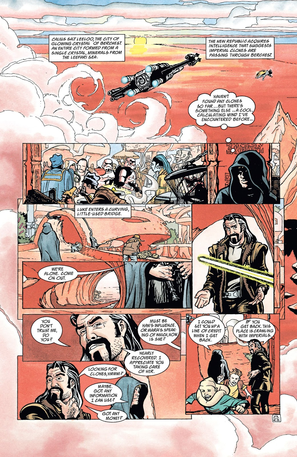 Read online Star Wars Legends: The New Republic - Epic Collection comic -  Issue # TPB 4 (Part 4) - 6