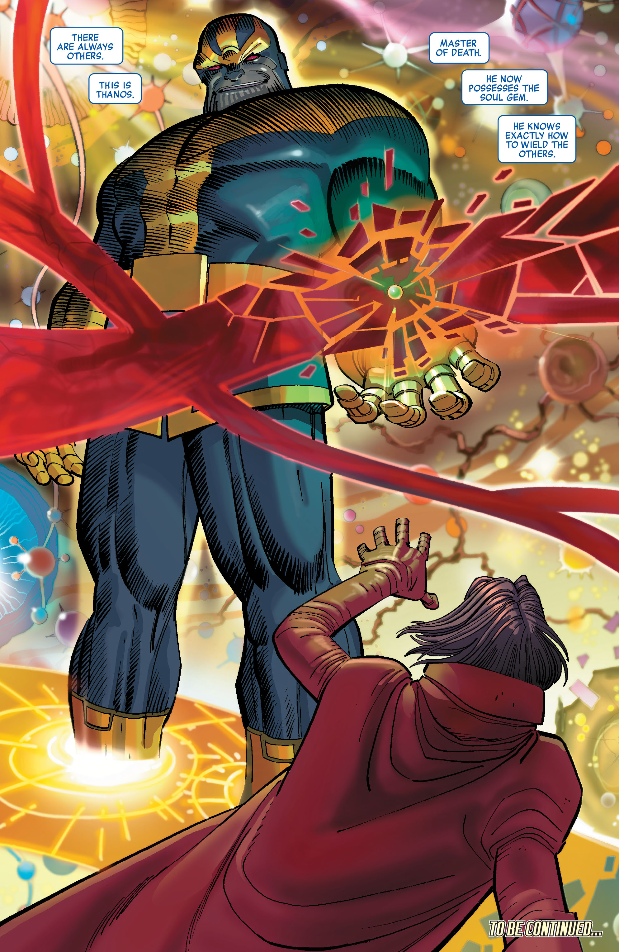 Read online Avengers (2010) comic -  Issue #11 - 24