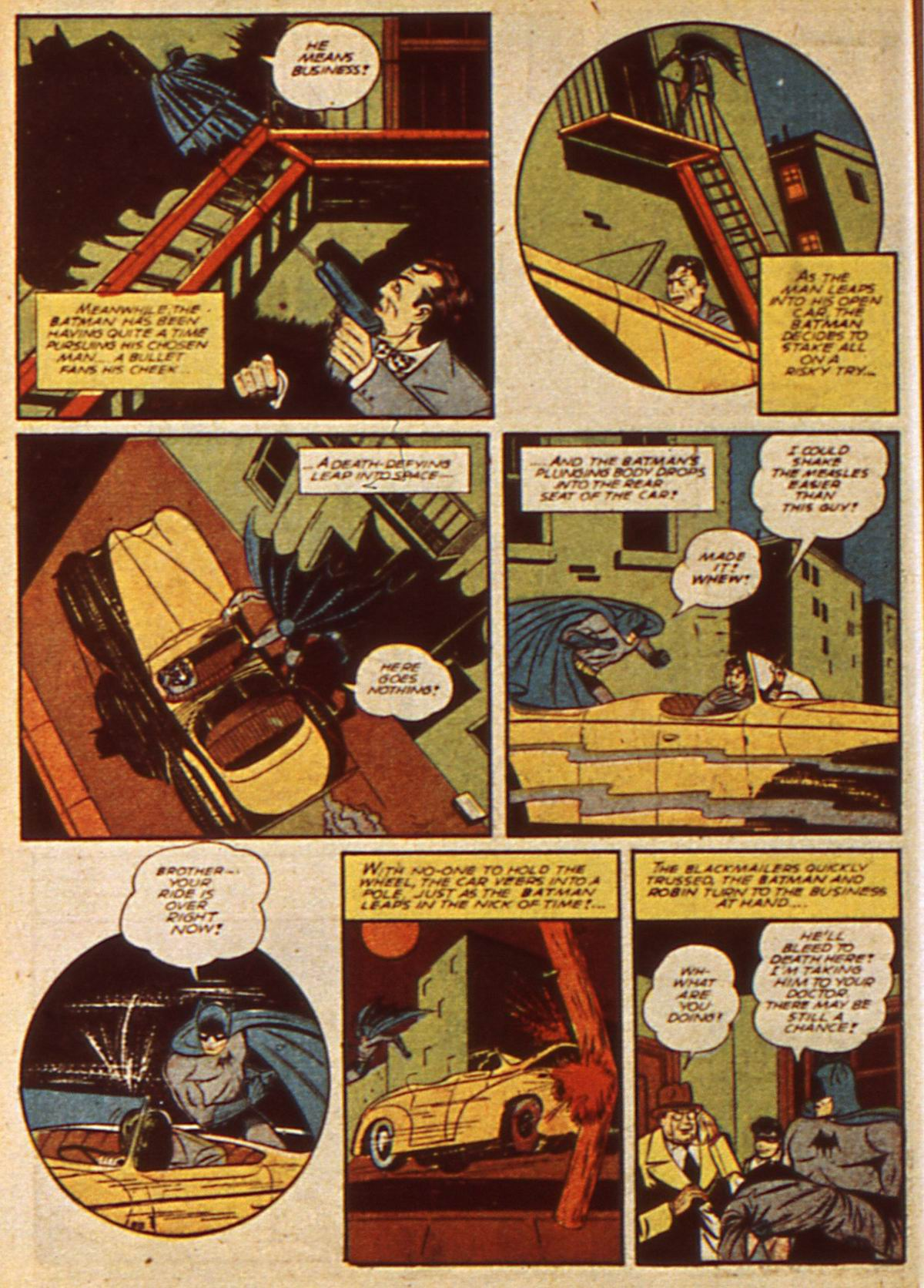 Read online Detective Comics (1937) comic -  Issue #47 - 14