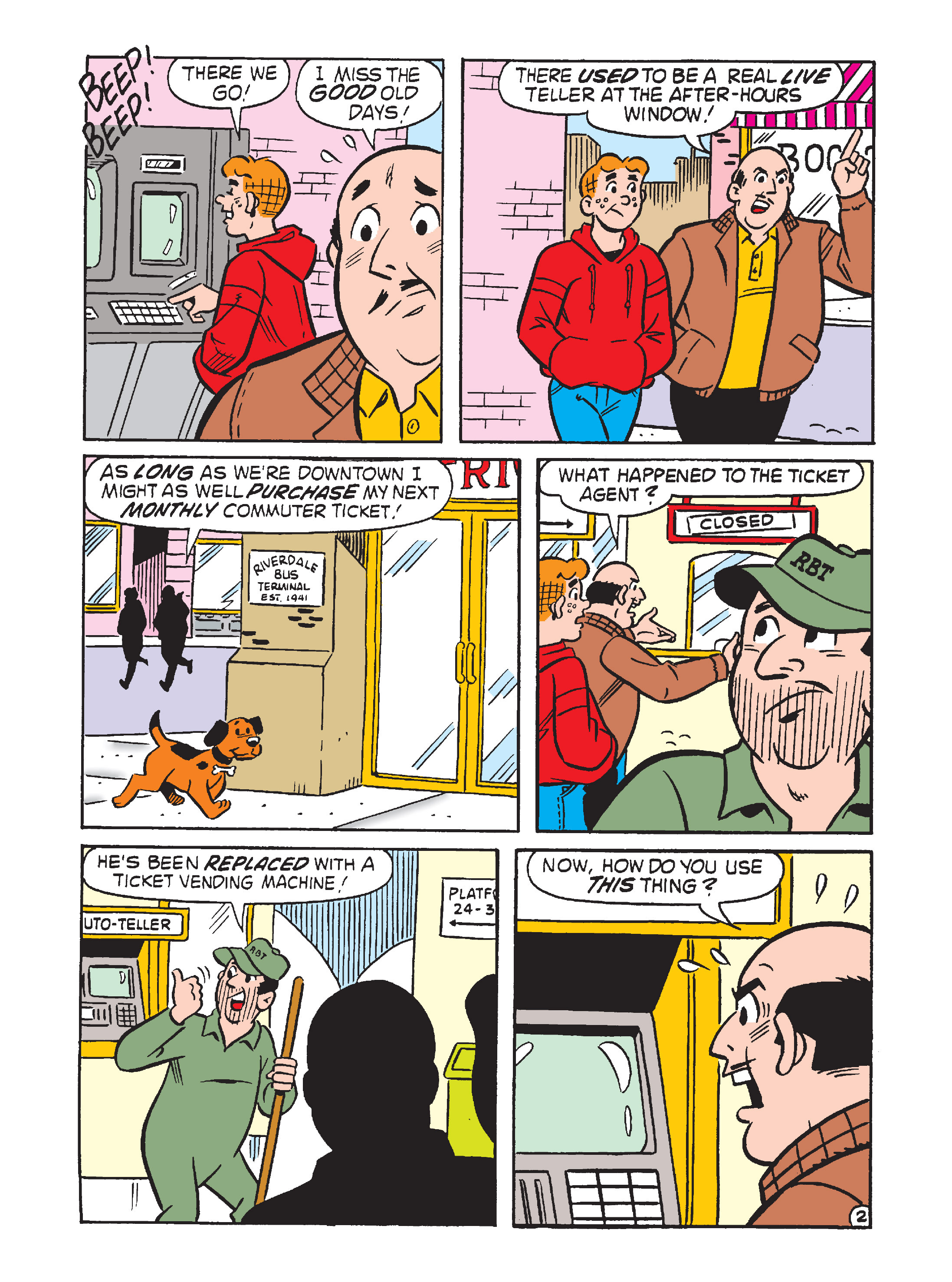 Read online Archie 1000 Page Comics Bonanza comic -  Issue #2 (Part 1) - 153