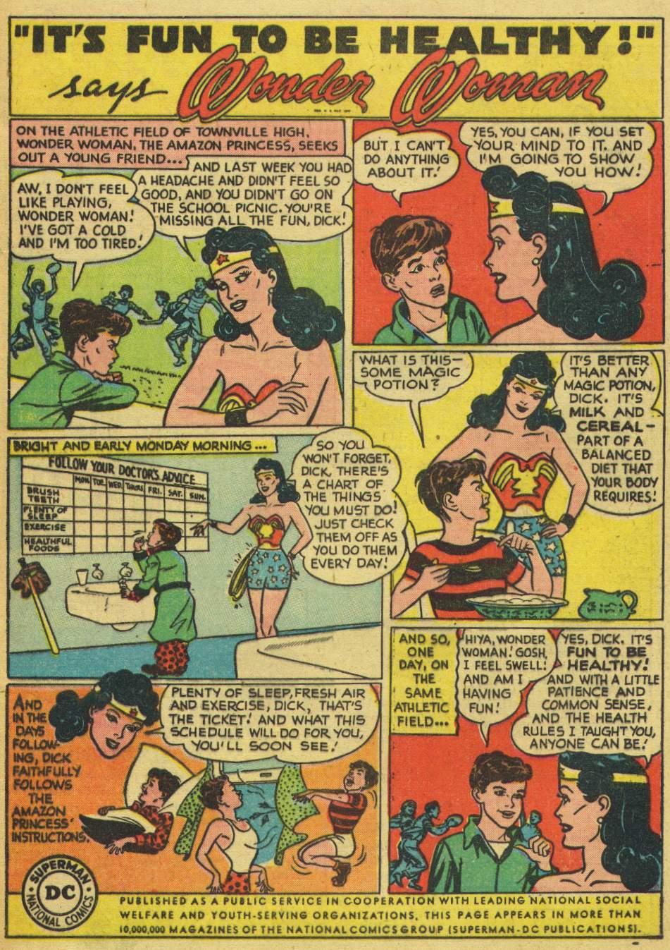 Read online Adventure Comics (1938) comic -  Issue #150 - 49