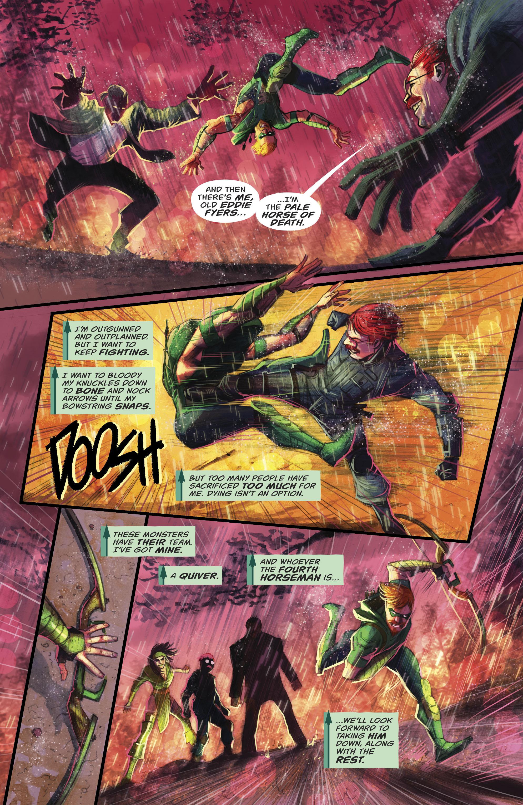 Read online Green Arrow (2016) comic -  Issue #22 - 14