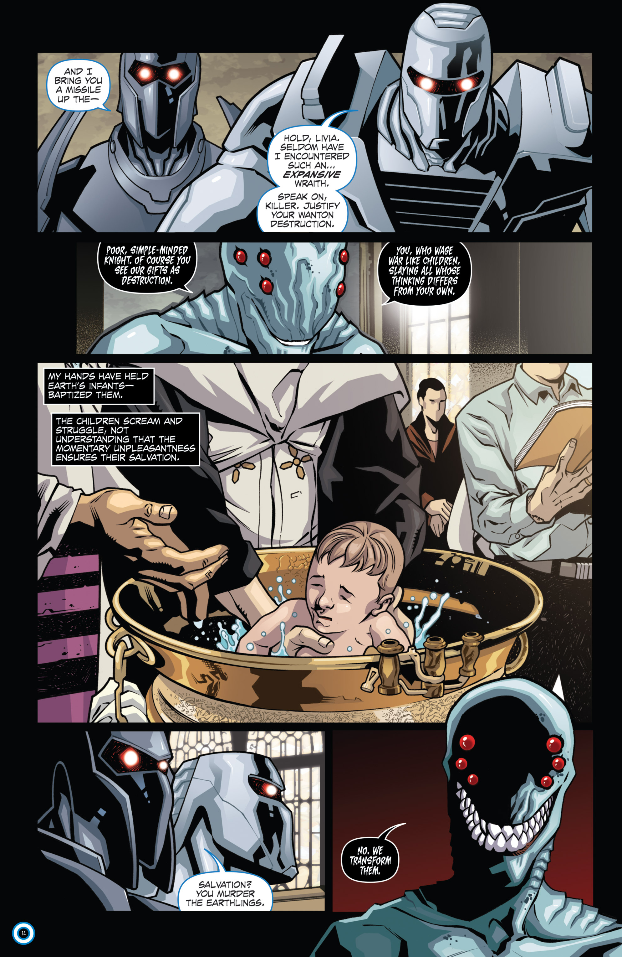 Read online ROM (2016) comic -  Issue #10 - 16