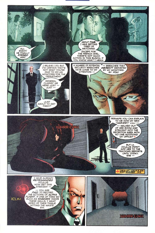 Read online Alpha Flight (1997) comic -  Issue #7 - 10