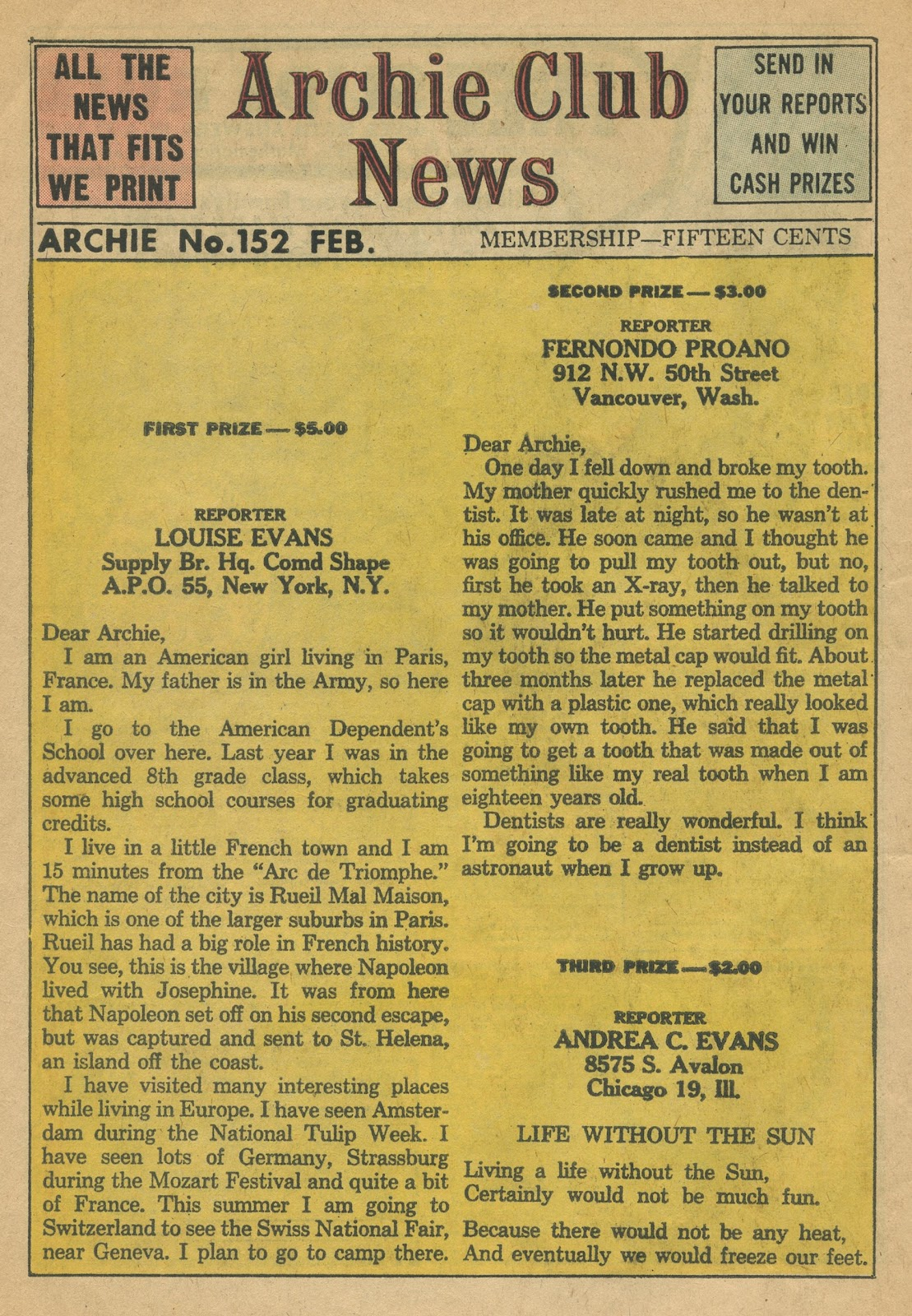 Read online Archie (1960) comic -  Issue #152 - 26