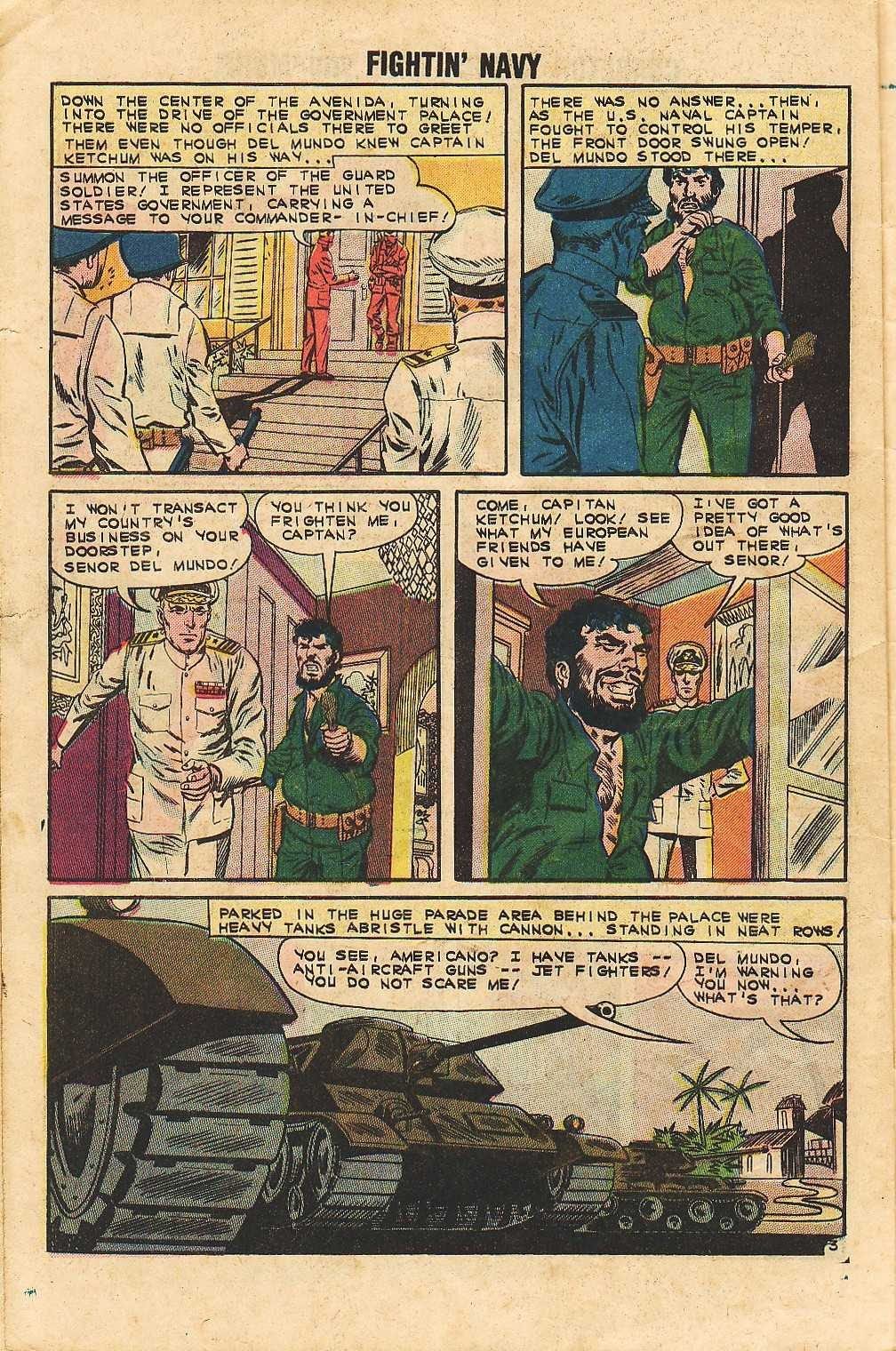 Read online Fightin' Navy comic -  Issue #105 - 28