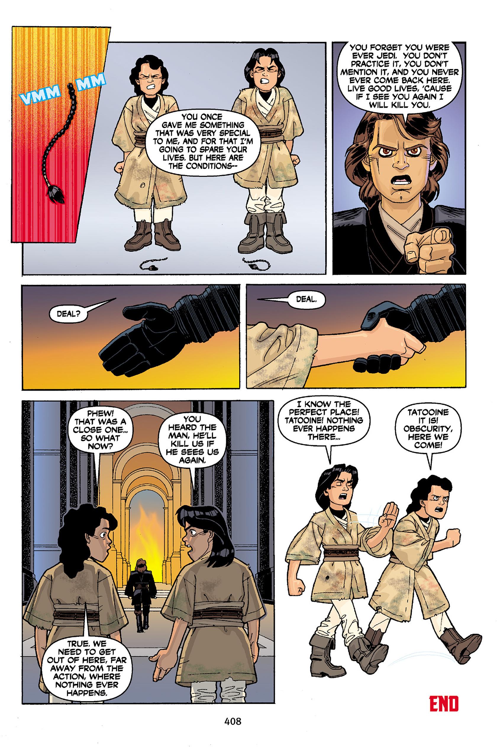 Read online Star Wars Omnibus comic -  Issue # Vol. 30 - 399
