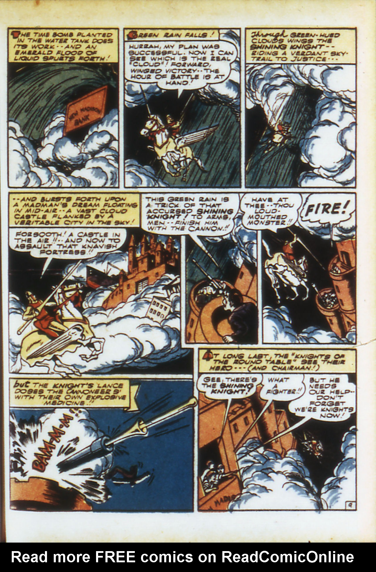 Read online Adventure Comics (1938) comic -  Issue #74 - 42