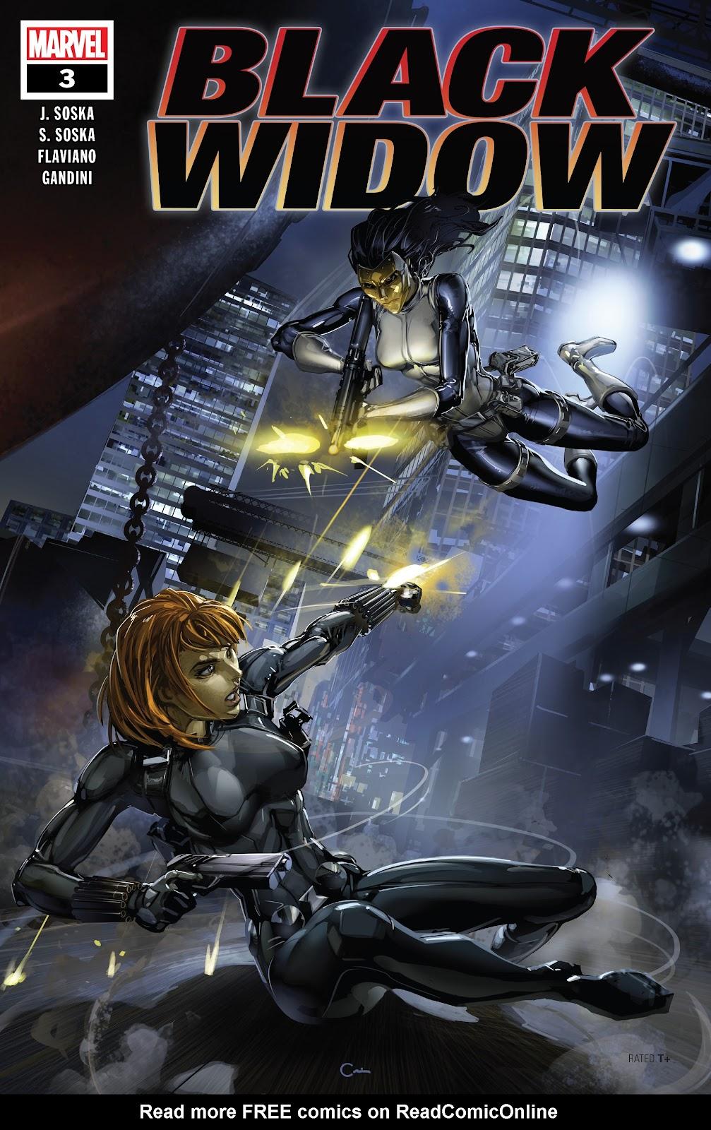 Read online Black Widow (2019) comic -  Issue #3 - 1
