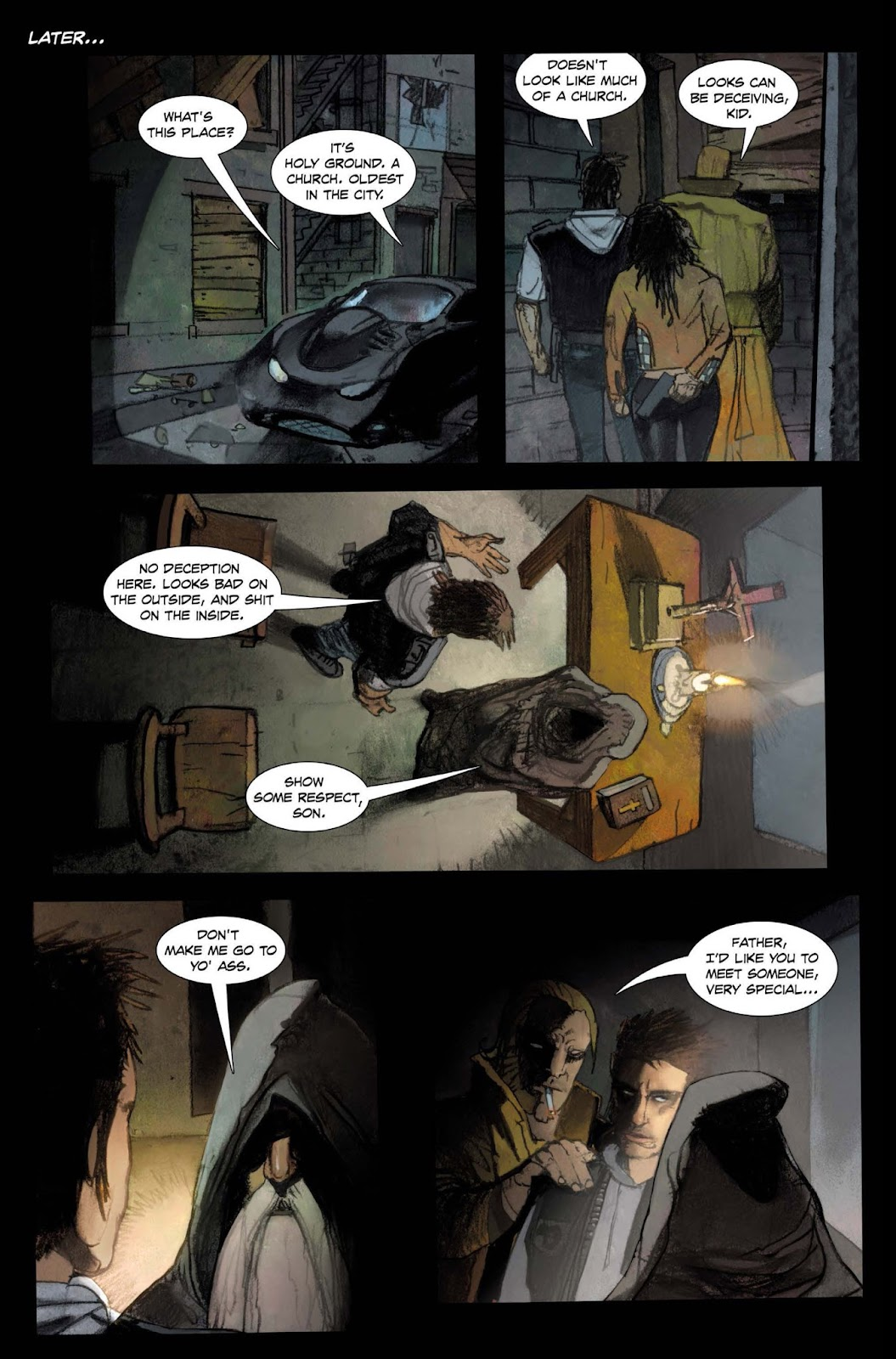 13 Coins issue TPB - Page 97