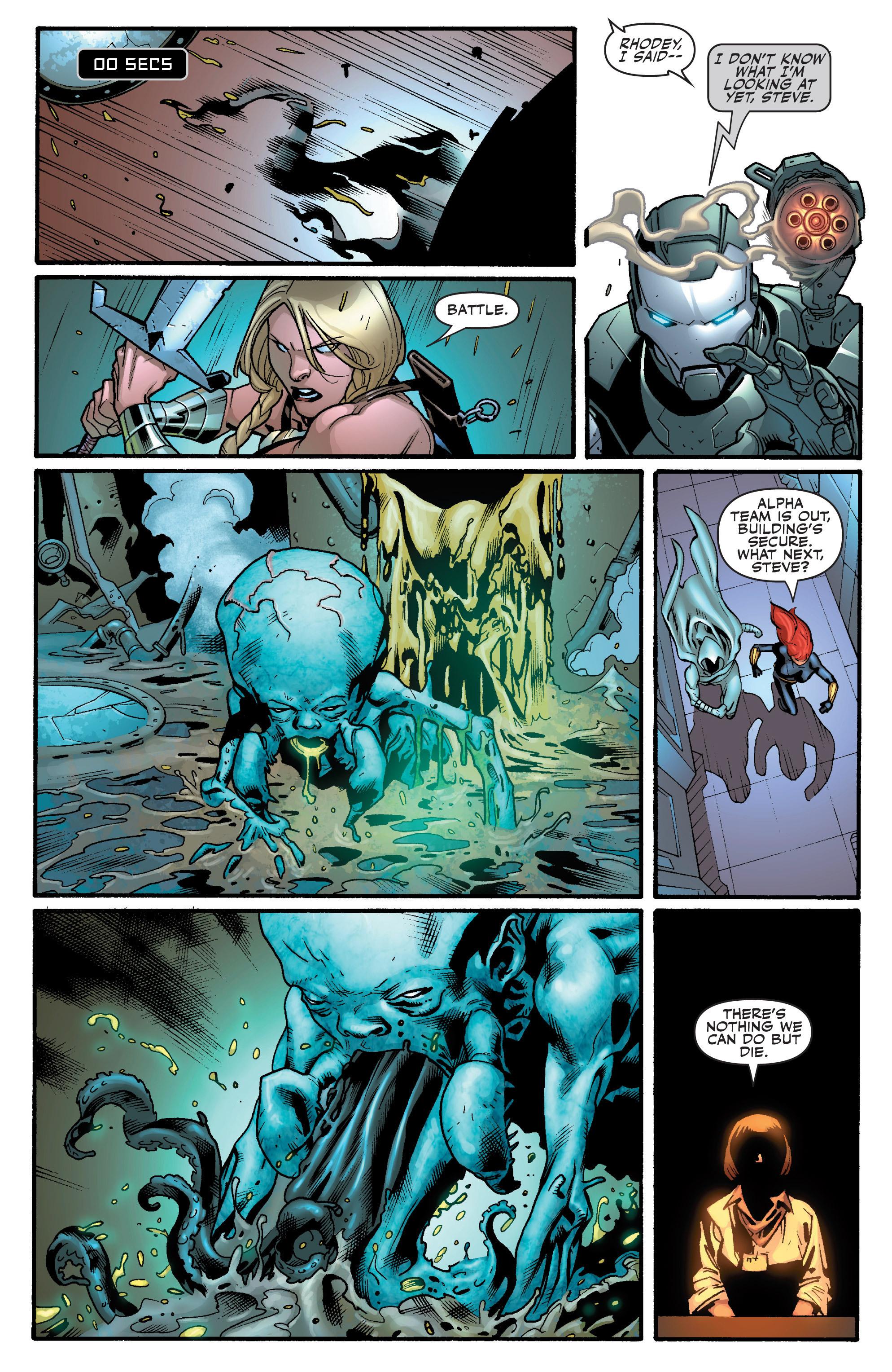 Read online Secret Avengers (2010) comic -  Issue #21 - 12