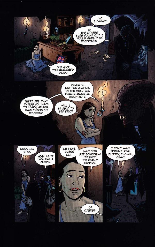 Read online Vampire the Masquerade comic -  Issue # Nosferatu - 32