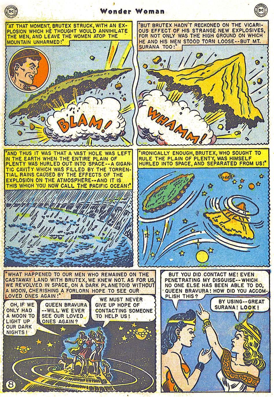 Read online Wonder Woman (1942) comic -  Issue #38 - 24