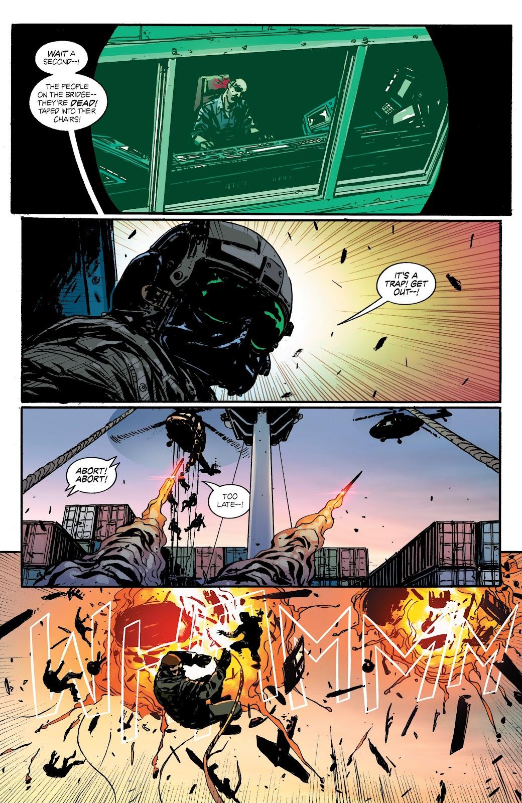 Read online Hardcore comic -  Issue #2 - 15
