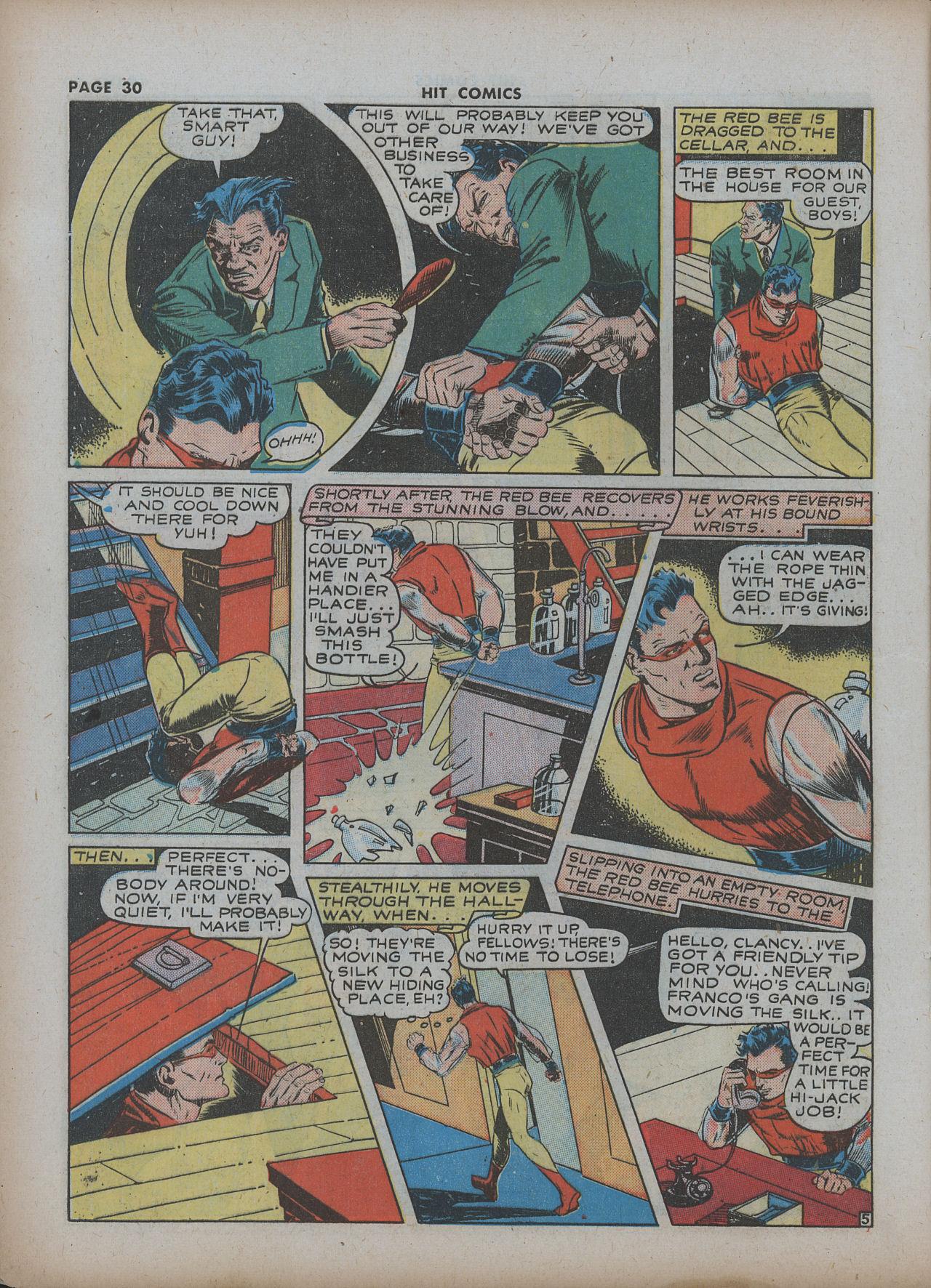 Read online Hit Comics comic -  Issue #22 - 32