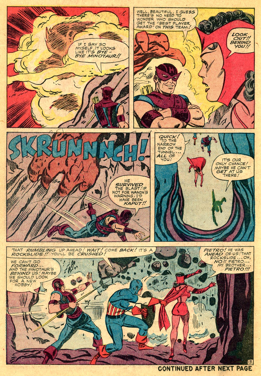 The Avengers (1963) 17 Page 13