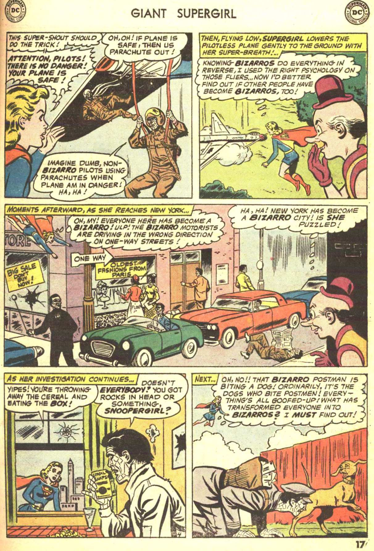 Read online Action Comics (1938) comic -  Issue #373 - 17