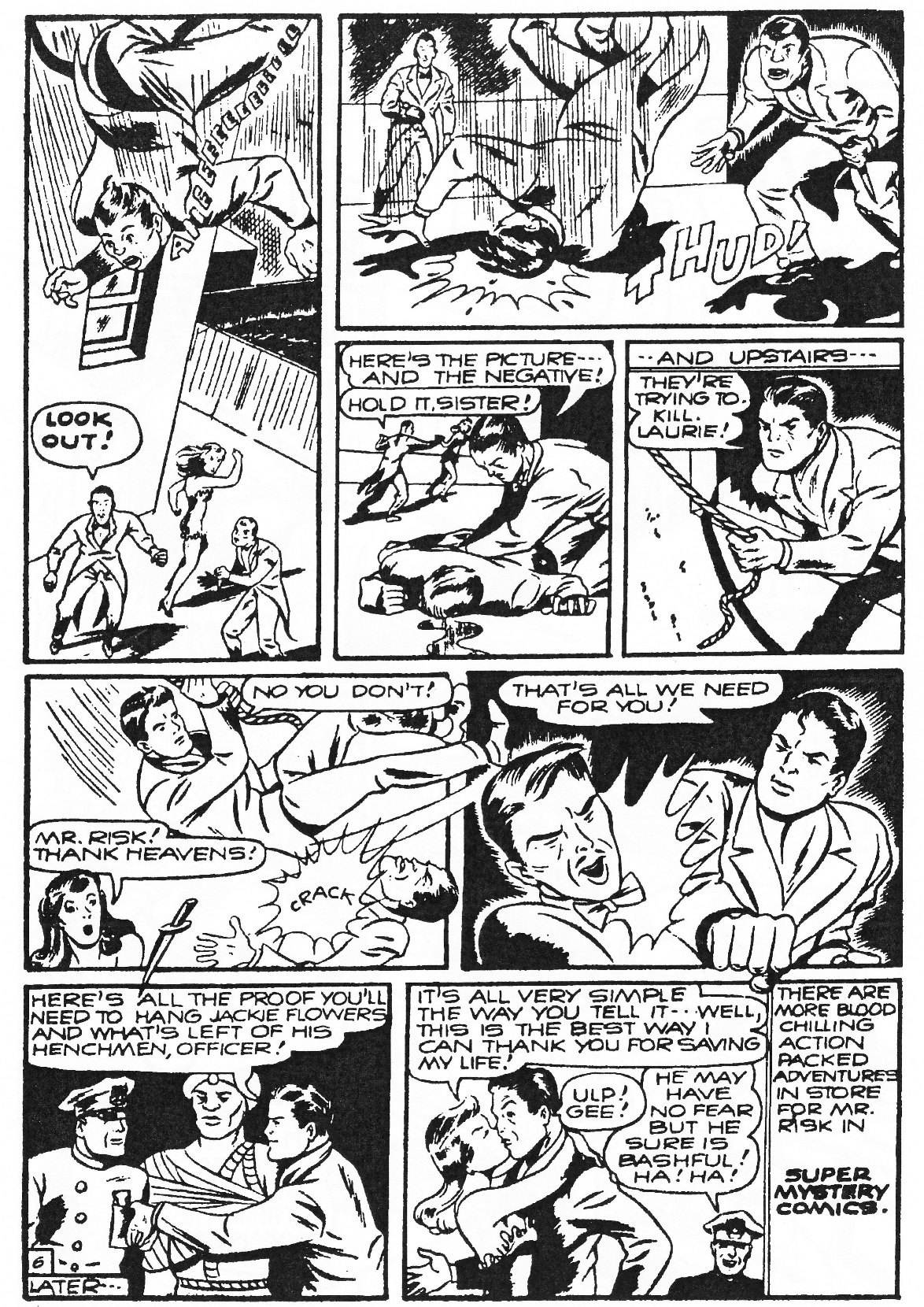 Read online Men of Mystery Comics comic -  Issue #81 - 157