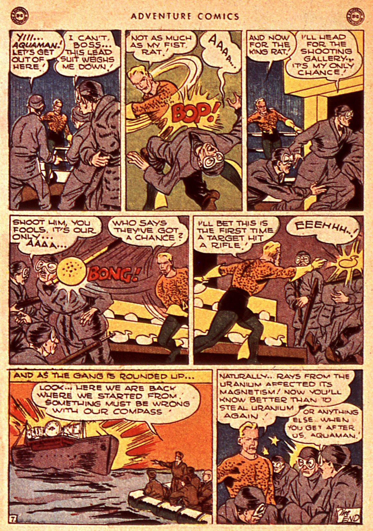 Read online Adventure Comics (1938) comic -  Issue #106 - 48