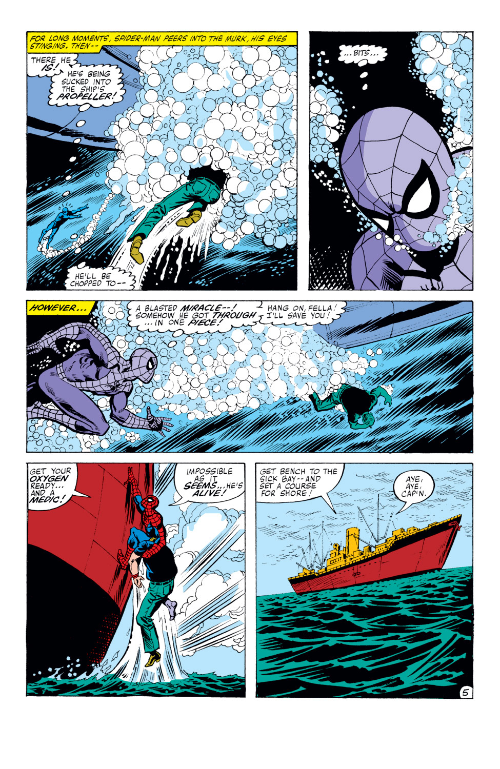 The Amazing Spider-Man (1963) 212 Page 5