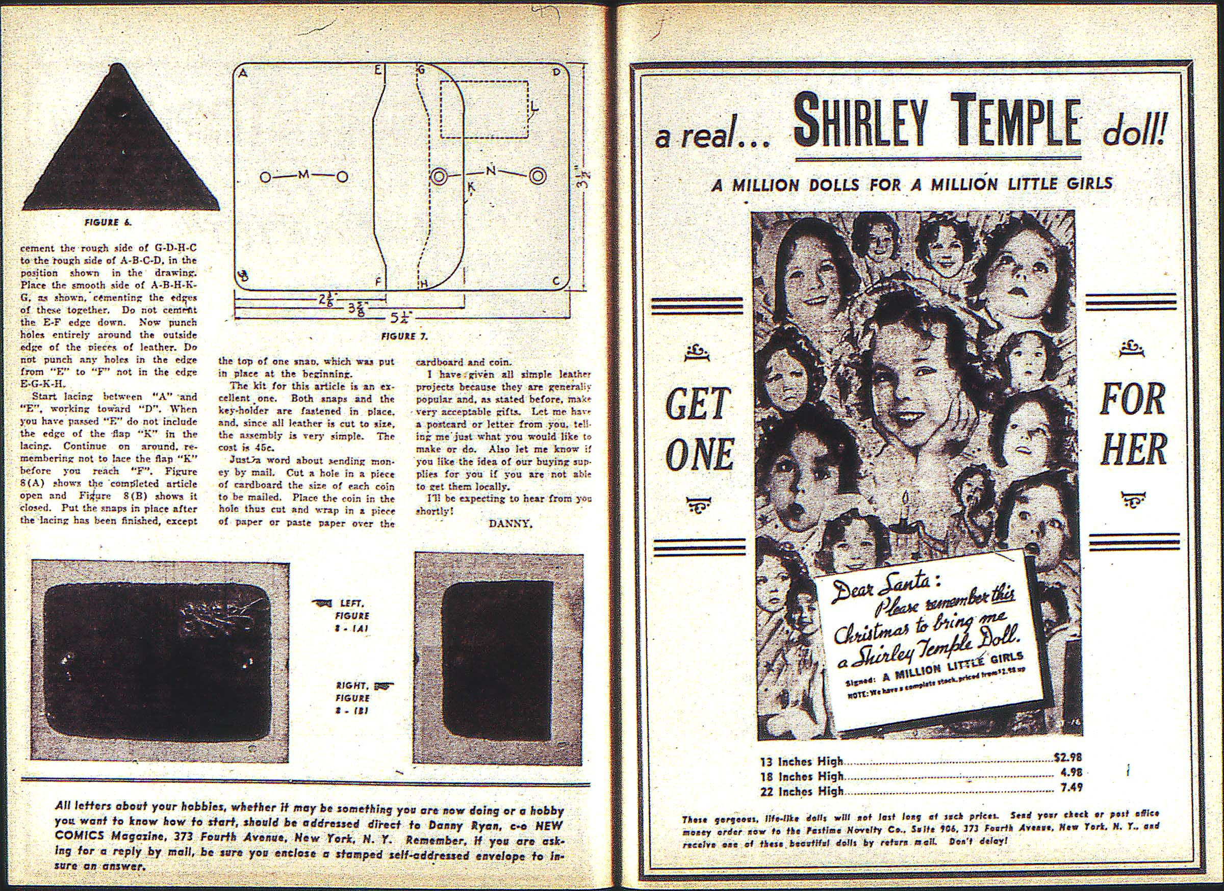 Read online Adventure Comics (1938) comic -  Issue #2 - 31