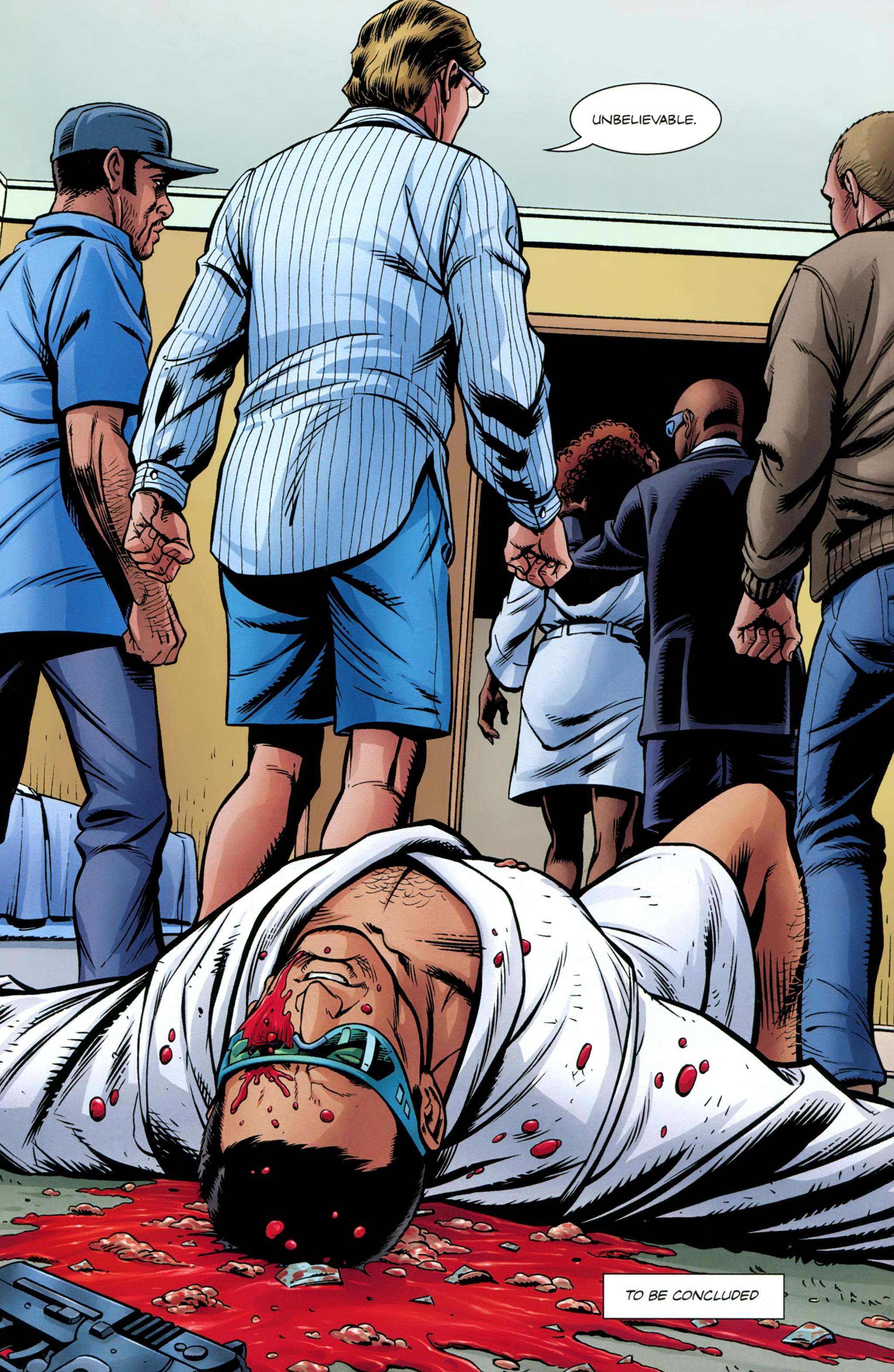 Read online Secret Service comic -  Issue #5 - 26