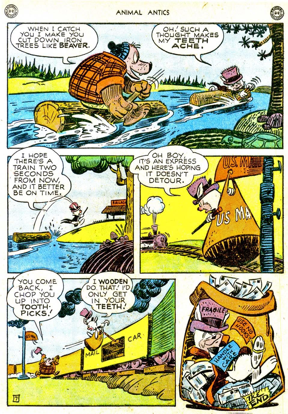 Read online Animal Antics comic -  Issue #12 - 49