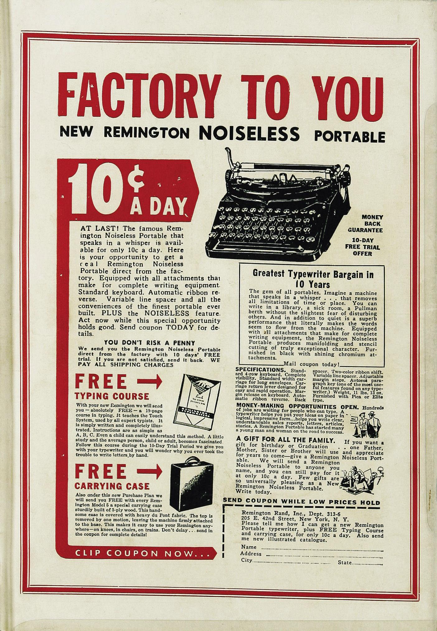 Read online Adventure Comics (1938) comic -  Issue #7 - 69
