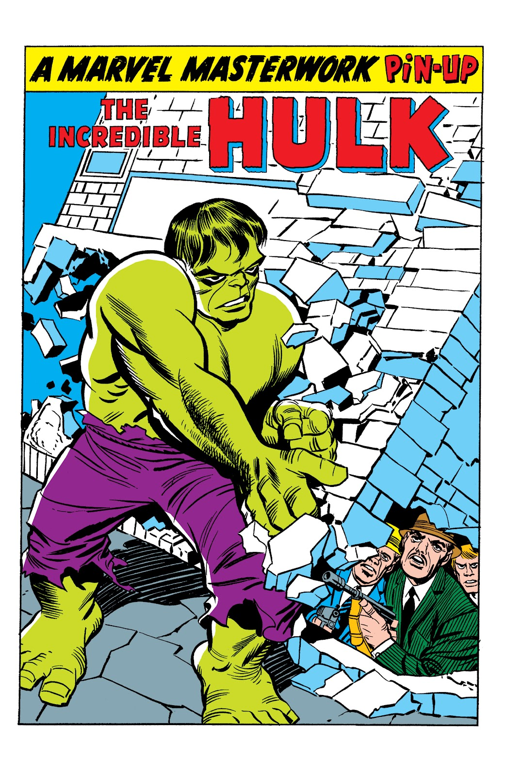 Read online Marvel Masterworks: The Incredible Hulk comic -  Issue # TPB 2 (Part 1) - 56