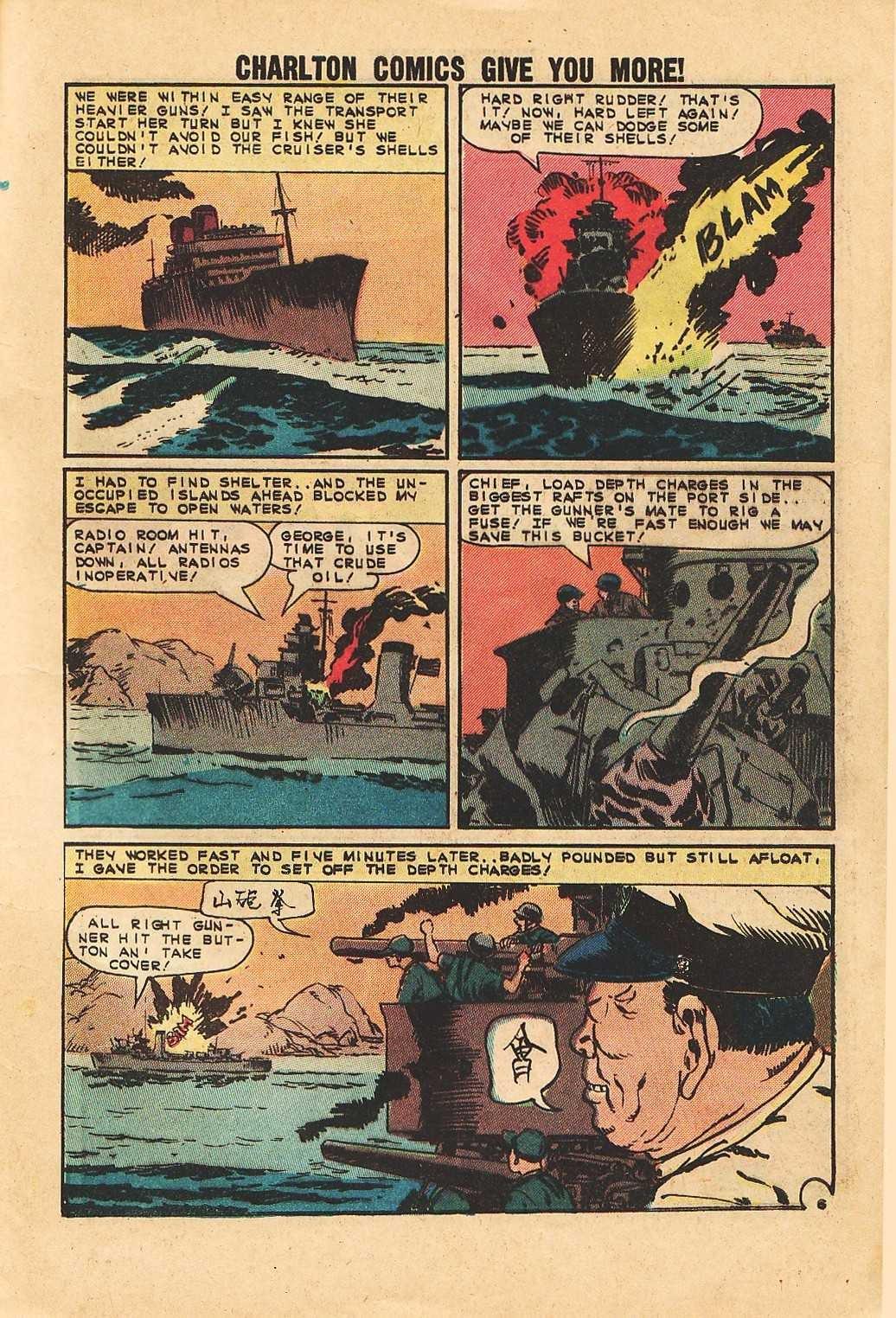 Read online Fightin' Navy comic -  Issue #113 - 9